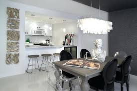lucite dining table lovable design for dining chairs ideas clear dining table loved home creek led