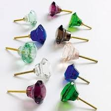 colored glass door knobs. glass door knobs - traditional graham and green colored