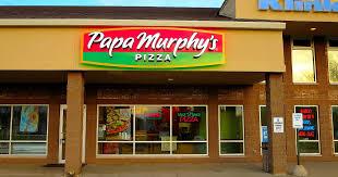 Papa Murphy S Pizza Size Chart Why Papa Murphys Is Shrinking