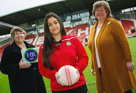 A fans guide to the glyndwr university racecourse stadium, wrexham afc. Days After Hollywood Backing Wrexham Fc Announce New Women S Team Sponsor Inyourarea Community