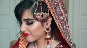 bridal makeup tutorial desi indian stani eastern