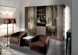 Modular Bedroom Furniture Systems Modular System Made From Natural Wood Ianus Middle Longhi