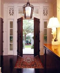 welcome guests using impressive foyer lighting