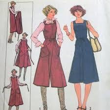 Apron Dress Pattern Mesmerizing Shop Apron Sewing Pattern On Wanelo
