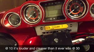 vaquero 1700 stereo upgrade