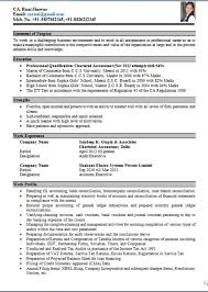 Sample Cv For Banking Sector Resume Format Freshers Best Of Jobs ...
