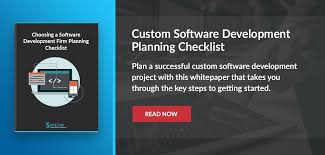 5 Key Steps To Planning A Custom Software Development Project