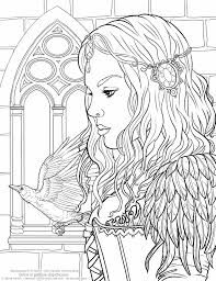 18inspirational fantasy coloring pages for s more image ideas