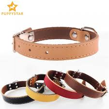 hot jewelled leather breakaway solid cat dog collar or necklace with heart shaped decoration in pet accessories malaysia senarai harga 2019
