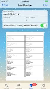 Christmas Card Mailing List Software Christmas Card List App Under Fontanacountryinn Com