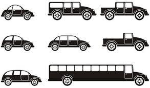 保存版車の形ボディタイプの種類と名称は意外と全部言えないかも