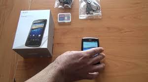 Acer Liquid Z110 Smartphone , Unboxing ...