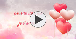 Carte De St Valentin Carte Virtuelle Carte St Valentin Gratuite