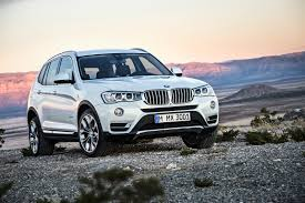 2015 BMW X3 Debuts with a Handsomer Face and New Diesels [37 ...
