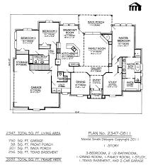 Full Size of Bedroom:2 Bedroom House Plans Open Floor Plan 3 Bedroom House  Layout ...