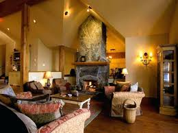 cottage fireplace ideas cottage living room designs with comfortable beige interior color and stone fireplace ideas country cottage fireplace ideas