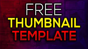 photoshop thumbnail free thumbnail template for photoshop 2016 cs5 cs6 cc photoshop