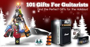 gift ideas for guitarists
