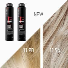 Goldwell Topchic 11 Pb 11 Sn In 2019 Hair Color
