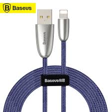 Xiaomi <b>Baseus Torch Data Cable</b> USB High-quality Nylon Braided ...