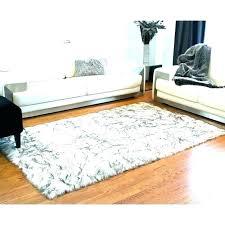 gray faux fur rug faux sheepskin rug fur area lovely grey white rug throw faux gray faux fur rug