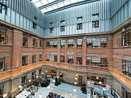 popularised by shared workspace start up wework hybrid and flexible offices are designed to include diffe spaces for diffe tasks