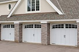 carriage house garage doorsResidential Carriage House Overlay Garage Doors Athens GA