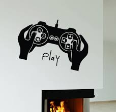 compare prices on wall decals gamer online shoppingbuy low price