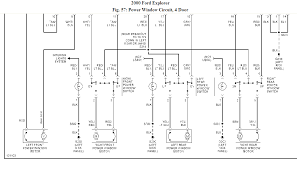 2000 ford explorer the driver door window wiring diagram graphic graphic graphic
