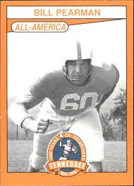 1990 Tennessee Centennial #200 Bill Pearman - NM-MT
