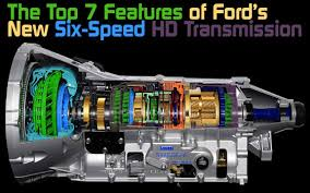 the top 7 features of ford s all new 6r140 six speed heavy duty the top 7 features of ford s all new 6r140 six speed heavy duty
