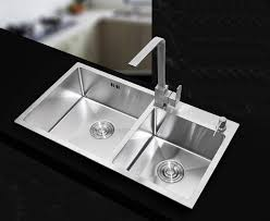 lovable kitchen sinks compare s on stainless steel double kitchen sink
