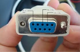 rs232 signal pins