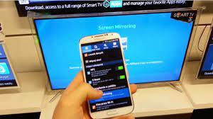 Samsung Android Telefonun Ekranını Televizyona Yansıtma - Akıllı Telefon