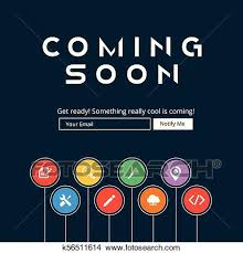 Coming Soon Website Template Coming Soon Landing Page