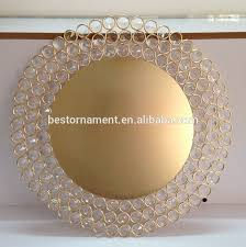 charger plates decorative: gold charger plates gold charger plates suppliers and manufacturers at alibabacom