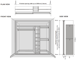 Sliding Door sliding door sizes standard photos : Sliding Wardrobe Doors Standard Sizes • Sliding Doors Design