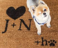 Jensey Loves Custom Door Mats | Jensey Loves
