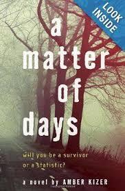 a matter of days amber kizer 9780385739733 amazon books