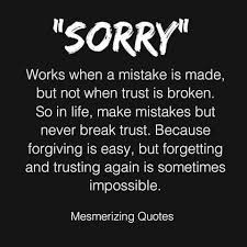 Nice Friendship Quotes Magnificent Nice Friendship Quotes Sorry Works When A Mistake FRIENDSHIP