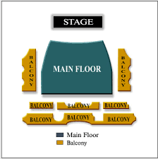 Paramount Theater St Cloud Mn Seating Chart Great Theatre Seating Accessibility