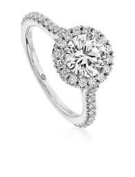 Christopher Designs Engagement Ring Setting By Christopher Designs L501 Rd125