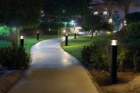 Driveway Bollard Lights Exciting Driveway Pole Lights Led Solar Lighting Adorable