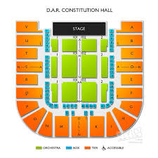 Dar Constitution Hall Seating Chart Dar Constitution Seating Chart Related Keywords