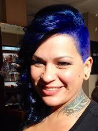 Skrillex Hair Style blue skrillex cut hair i did pinterest skrillex 4388 by wearticles.com