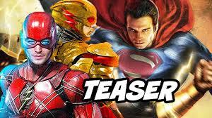 The Flash Flashpoint Movie Teaser - Man of Steel 2 Superman ...