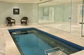 Basement Pool Pools Indoor Installations On Modern Design