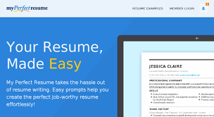 Access Resumetemplatesorg Resume Builder Free Resume Builder Cool My Perfect Resume Com