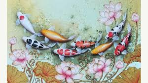best koi fish wall decor ieads for 2021