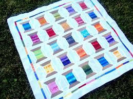 TUTORIAL: Spool Shuffle Quilt | Quilt, Spool quilt and Dress blues & TUTORIAL: Spool Shuffle Quilt Adamdwight.com